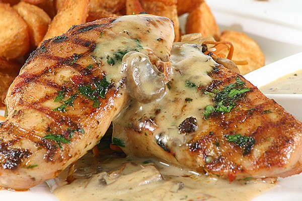 Creamy Dijon Chicken