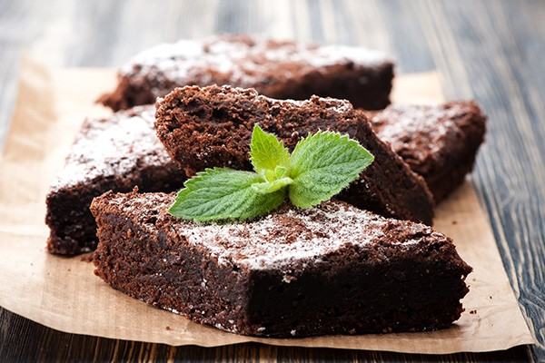 Ghiradelli Fudge Brownies