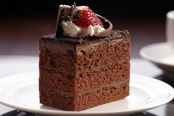 Chocolate Cake w/ Chocolate Frosting