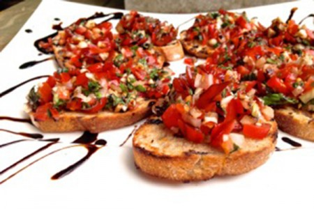 Traditional Bruschetta